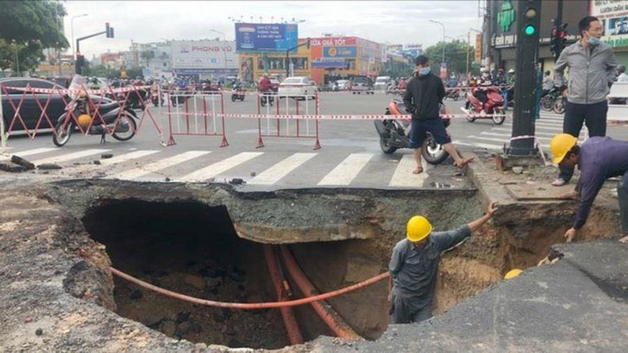 Thành phố Hồ Chí Minh khẩn trương khắc phục các 'hố tử thần'