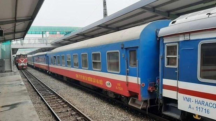 Ngành đường sắt lỗ 725 tỷ đồng trong bảy tháng vì dịch COVID-19