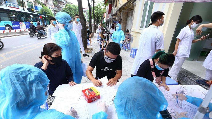 Thứ trưởng Nguyễn Trường Sơn: Hiệu quả dập dịch phụ thuộc cộng đồng