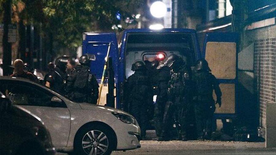 Năm người bị bắt làm con tin tại thành phố Le Havre, Pháp