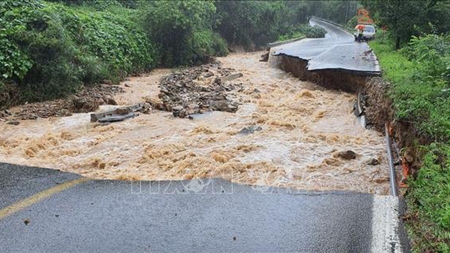 Hàn Quốc ban bố 7 vùng thảm họa đặc biệt