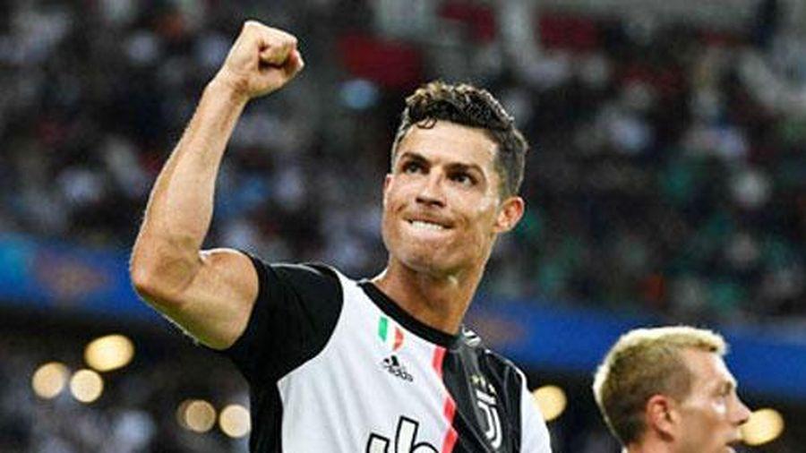 Chờ Ronaldo 'trút giận' lên Lyon