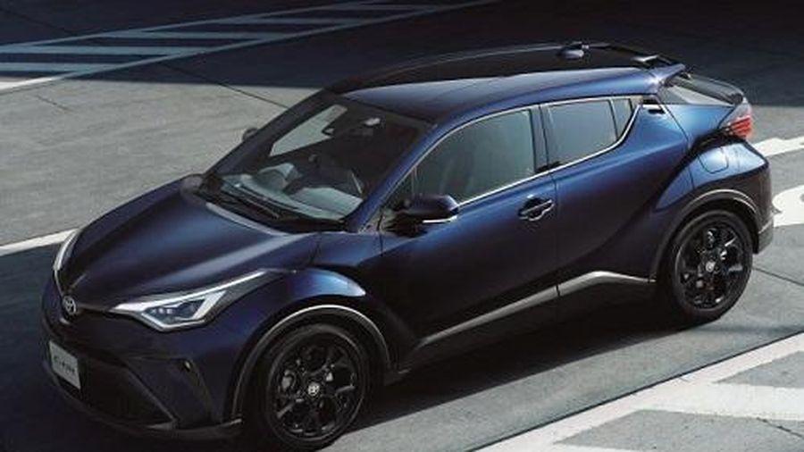 Toyota C-HR 2020 ra mắt: Cải tiến công nghệ an toàn, siêu tiết kiệm nhiên liệu