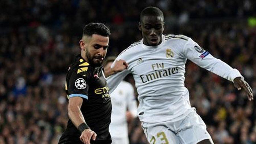 Vắng hai trụ cột, Real vẫn được tin quật ngã Man City tại vòng 1/8 Champions League