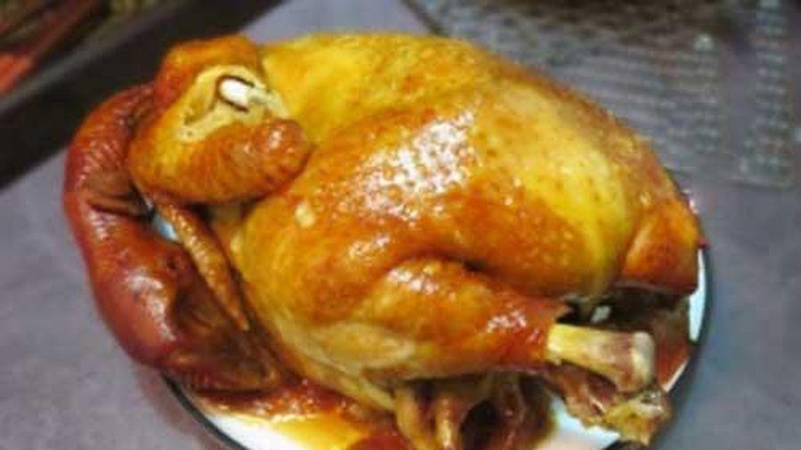 Cách làm thịt gà nướng bằng nồi cơm điện, ngon không kém ngoài hàng