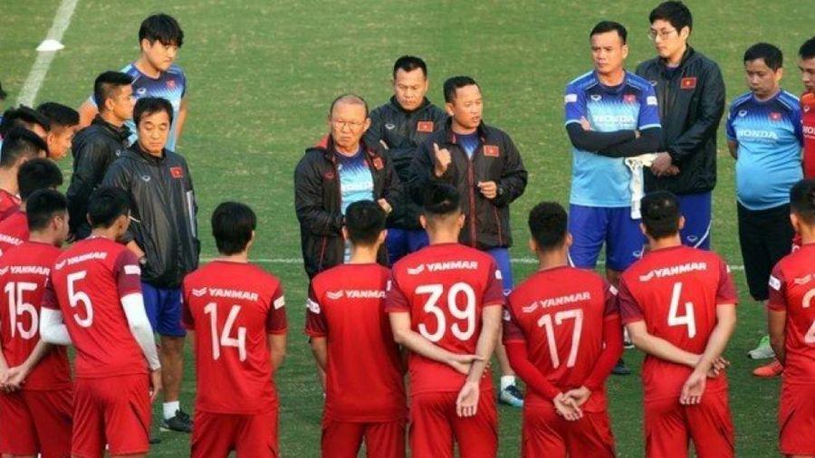 Tuyển Việt Nam rơi vào 'hiểm cảnh' tại vòng loại World Cup