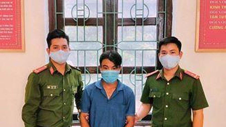 Bắt giữ nam thanh niên cướp điện thoại của thiếu nữ đi đường ở Quảng Bình