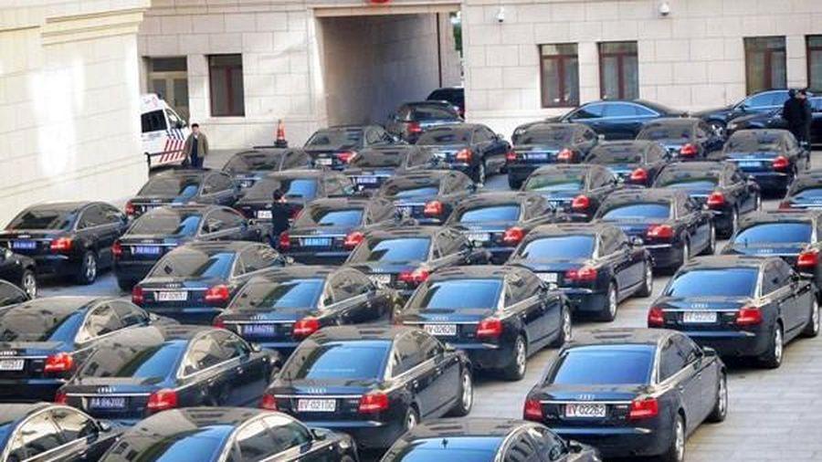 Từ ngày 6/8, Kho bạc Nhà nước kiểm soát chặt giá mua xe công
