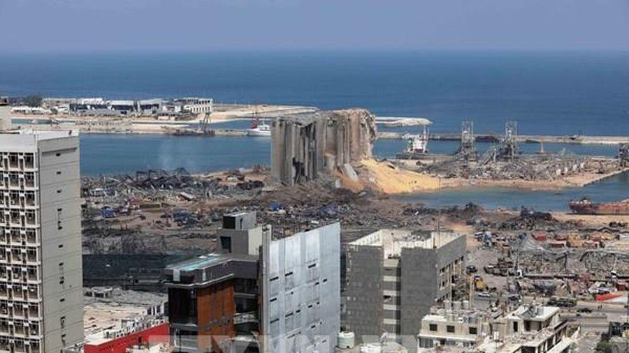 Pháp kêu gọi mở cuộc điều tra quốc tế vụ nổ ở Beirut