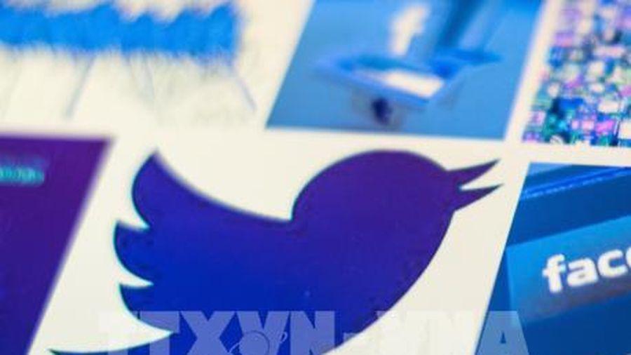 Twitter, Facebook công bố các biện pháp nhằm ngăn chặn hành vi thao túng bầu cử