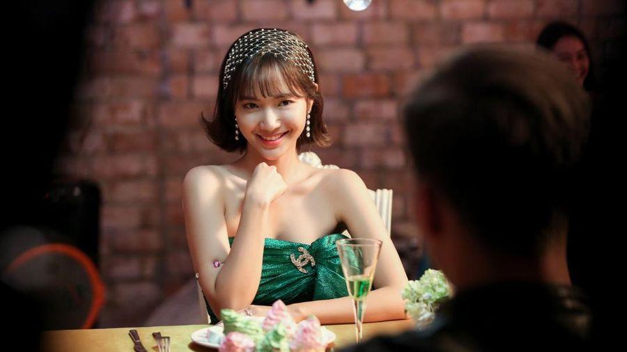 Vừa comeback, Jang Mi thông báo 2 mục tiêu cần chinh phục: Thị trường Kpop và... Mạc Trung Kiên