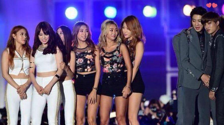 10 khoảnh khắc idol Kpop tránh nhau như tránh tà: Hài hước và đáng yêu đến khó tả!