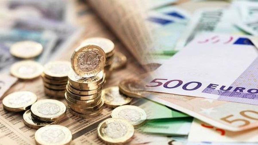 Tỷ giá euro hôm nay 7/8: Vietinbank tăng 276 đồng chiều bán ra