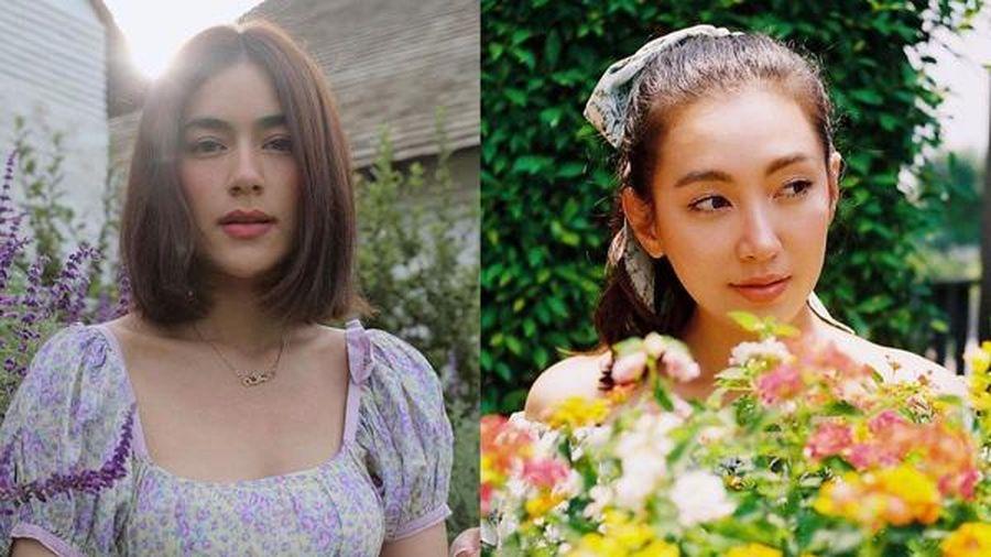 Học sao Hàn chán chê rồi, chị em nên học các mỹ nhân Thái 6 kiểu tóc tuyệt xinh này