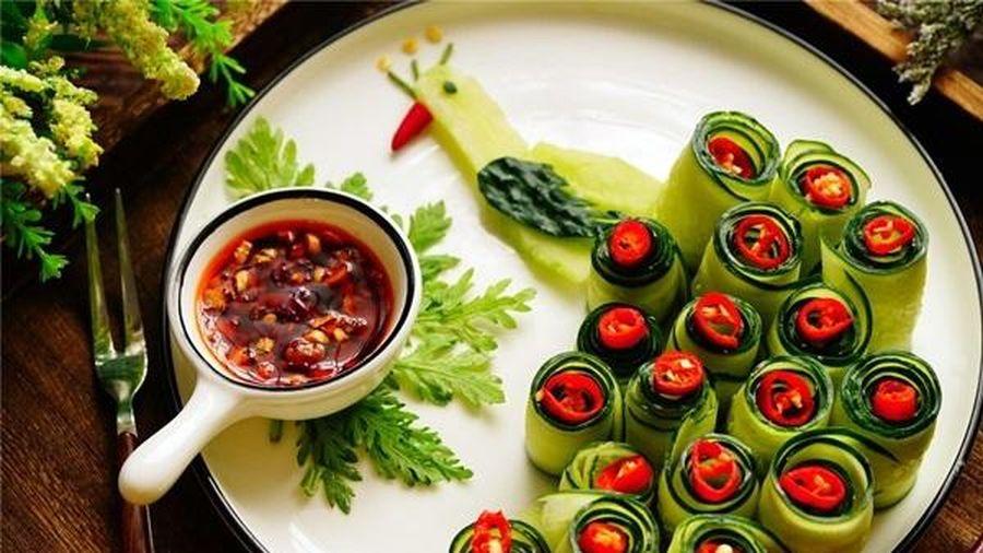 6 món salad 'thần thánh' giúp da đẹp dáng thon