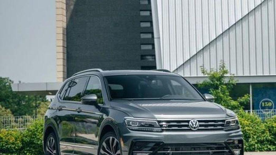 Lỗi lò xo giảm xóc, 40 xe Volkswagen Tiguan vẫn chưa được xử lý
