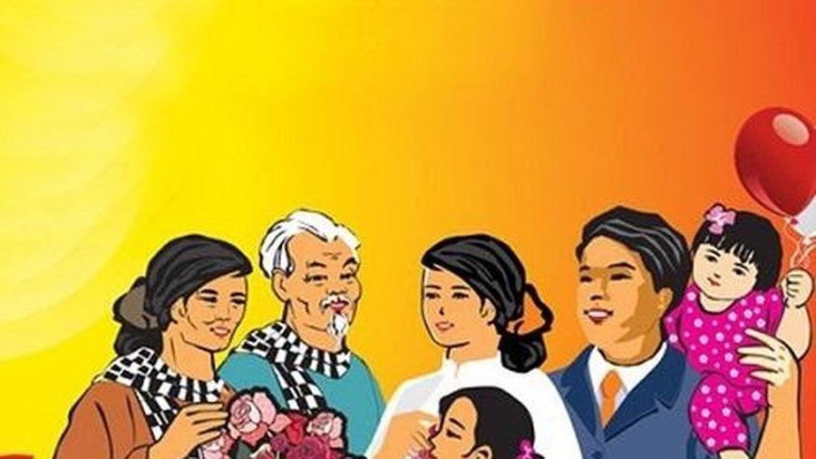 Giải pháp tiếp tục thực hiện có hiệu quả Chỉ thị 49-CT/TW về xây dựng gia đình thời kỳ công nghiệp hóa, hiện đại hóa