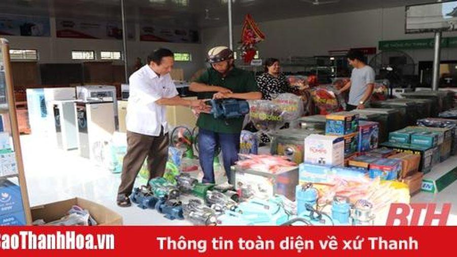 Phát huy trách nhiệm nêu gương của đảng viên ở Đảng bộ xã Quảng Đức