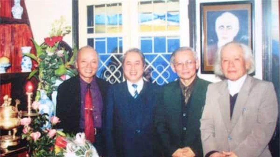 GS Trần Quốc Vượng - Người thổi luồng gió mới cho nghiên cứu văn nghệ dân gian ở Việt Nam