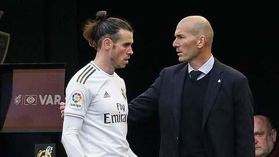 Zidane xác nhận Bale từ chối thi đấu trước Man City