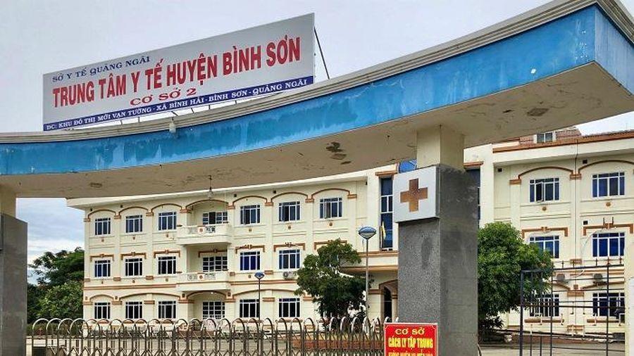 Quảng Ngãi: Kích hoạt bệnh viện dã chiến để điều trị người mắc Covid-19