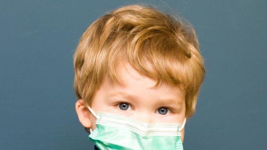 Trẻ em vẫn có nguy cơ lây nhiễm Sars-CoV-2 như ở người lớn