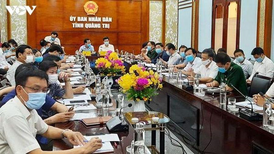 2 bệnh nhân mắc Covid-19 ở Quảng Trị đã di chuyển nhiều nơi