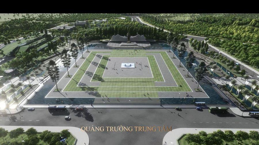 Phú Quốc có quảng trường rộng hơn 8 ha