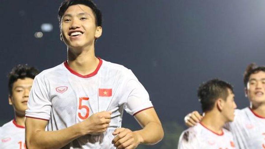 Văn Hậu đặt mục tiêu cùng đội tuyển Việt Nam dự World Cup 2022