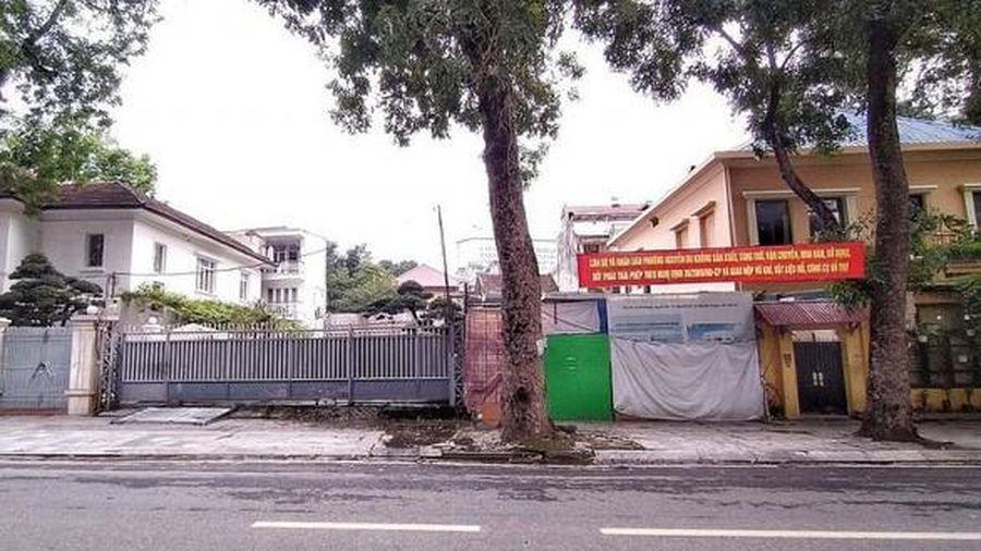 Hà Nội: Thanh tra Chính phủ đề nghị thu hồi 'đất vàng' 69 Nguyễn Du