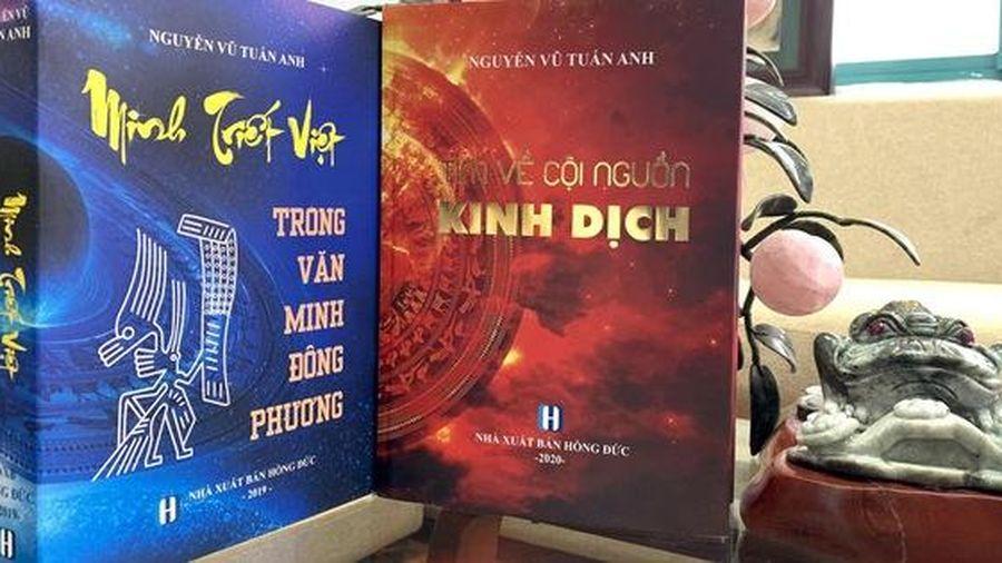Khám phá những bí ẩn của nền văn minh Đông phương qua 'Tìm về cội nguồn Kinh dịch' và 'Minh triết Việt trong văn minh Đông phương'