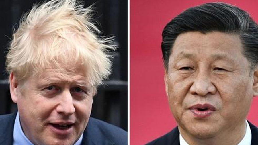 Bất lợi của Anh khi theo Mỹ đối đầu với Trung Quốc