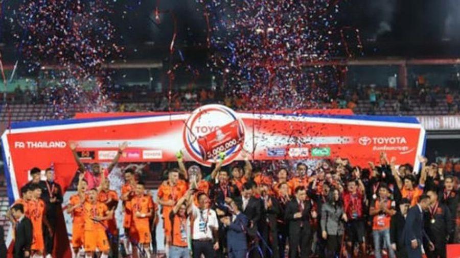 Bóng đá VN chưa phải lo vay tiền FIFA như Thái Lan