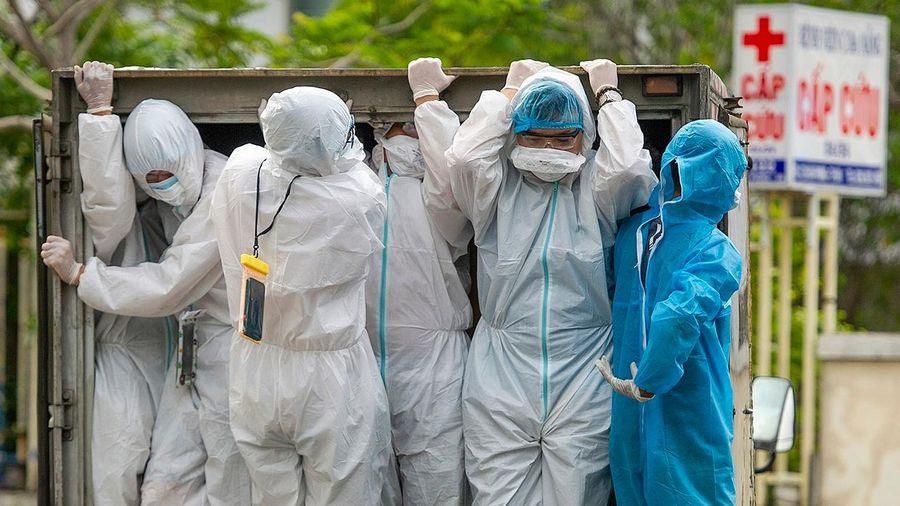 Thêm trường hợp nghi mắc Covid-19 ở Hà Nội