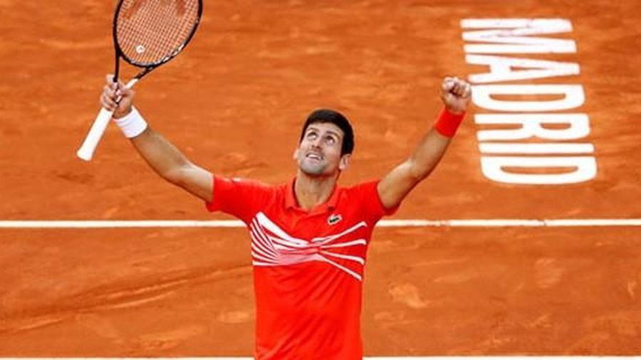 Djokovic 'rộng cửa' giành Grand Slam thứ 18