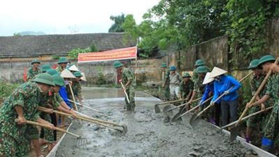 'Lính pháo' giúp dân