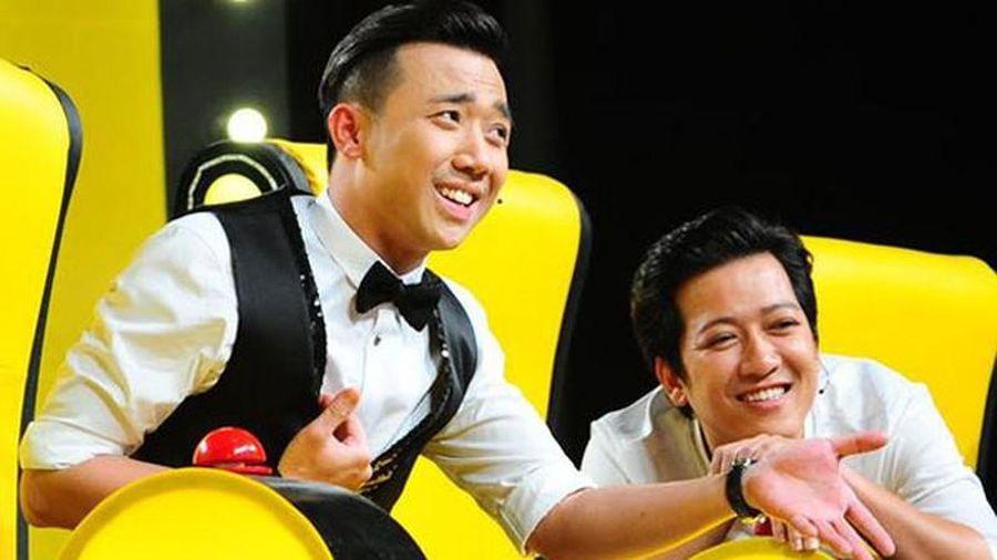 Trường Giang 'kể khổ' khi phải ở cạnh 'người thơm nhất showbiz'