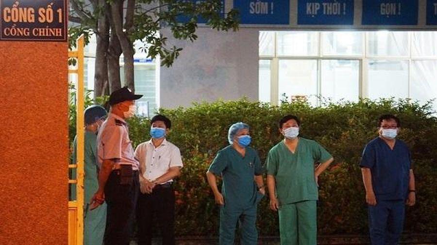 Bệnh viện đầu tiên ở Đà Nẵng dỡ phong tỏa sau 14 ngày cách ly