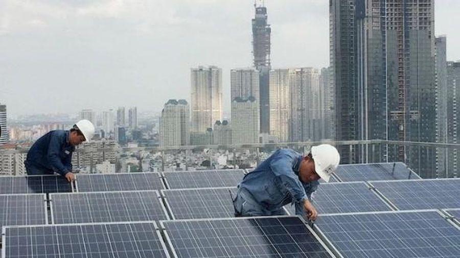 Hơn 19.800 dự án điện mặt trời mái nhà được lắp đặt trong 7 tháng năm 2020
