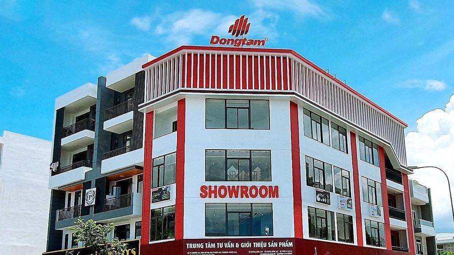 Đồng Tâm Gruop khai trương trung tâm giới thiệu sản phẩm mới tại Nha Trang
