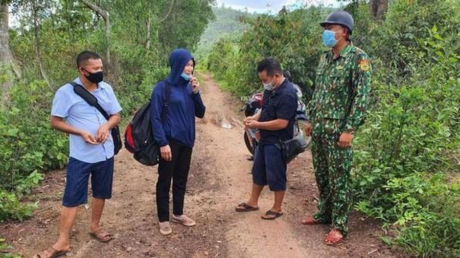 Quảng Trị: Một ngày bắt 2 vụ xuất, nhập cảnh trái phép