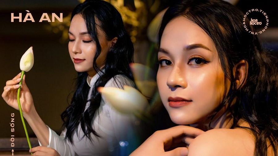Nữ chính Hà An (Người Ấy Là Ai): 'Hoa Học Trò đã cho An động lực sống là chính mình'