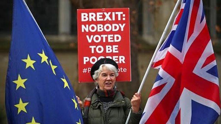 Mở lối cho Brexit