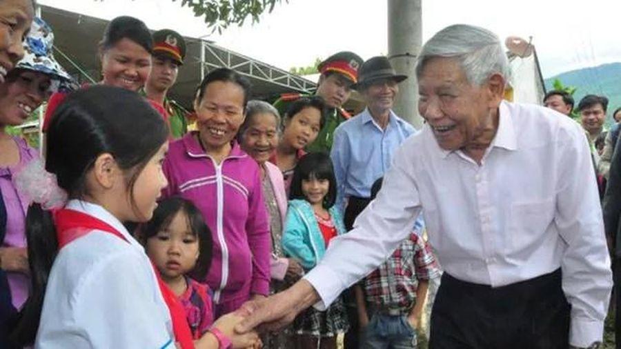 Nguyên Tổng Bí thư Lê Khả Phiêu trong ký ức ông Phạm Thế Duyệt