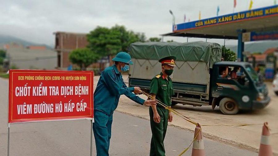 Thành viên thứ 6 trong gia đình tại Bắc Giang nhiễm COVID-19