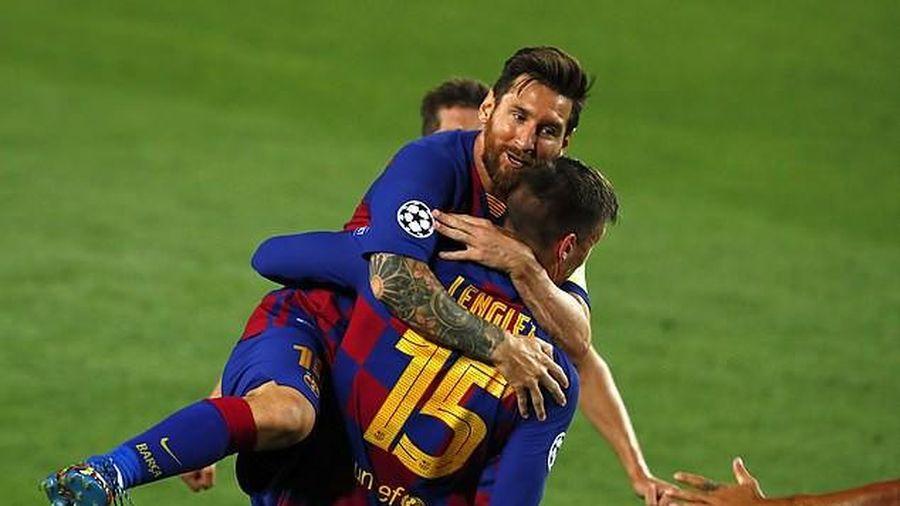Xác định thời gian đá tứ kết Champions League trong 4 ngày