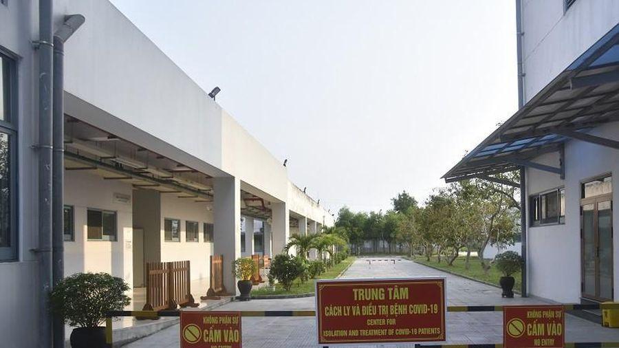 Quảng Trị muốn chuyển BN 832 vào Huế điều trị
