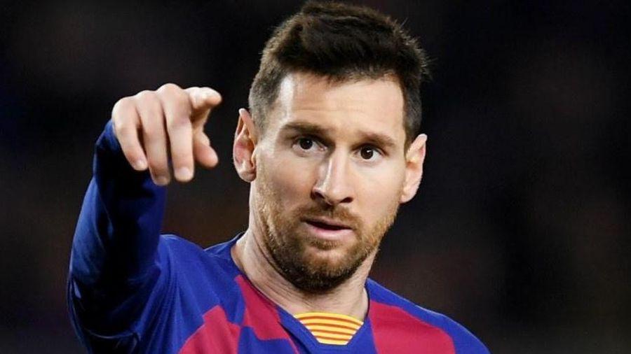 Messi hẹn Lewandowski ở tứ kết Champions League