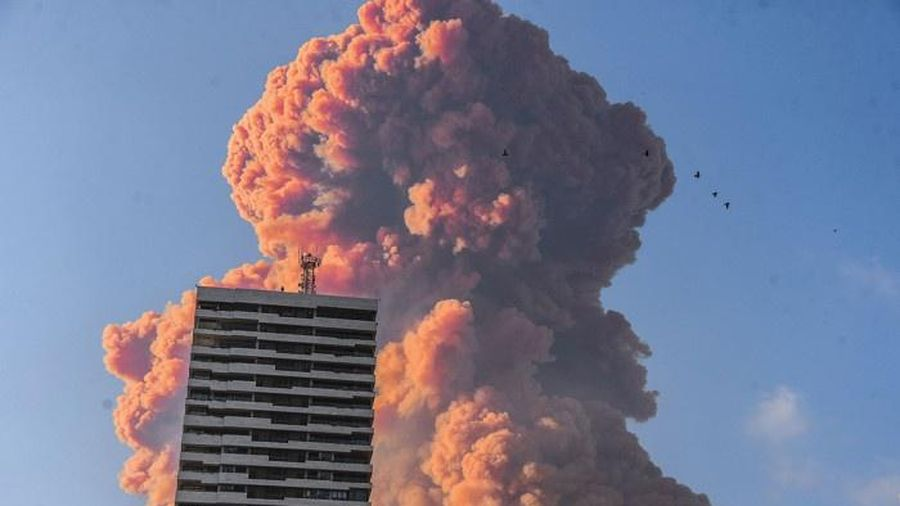 Vụ nổ tại Beirut gây hại tới sức khỏe ra sao?