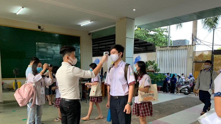 TP Hồ Chí Minh: Hơn 74.000 thí sinh bước vào kỳ thi THPT năm 2020